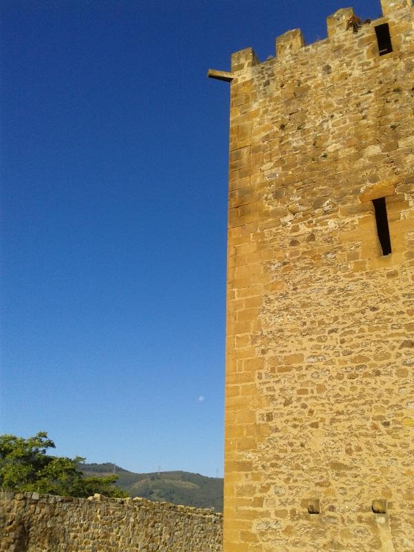 Última visita de verano en el Castillo de Muñatones