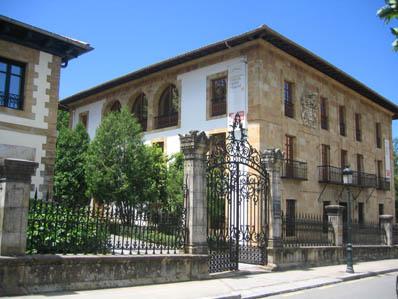Euskal Herria Museoaren fatxada