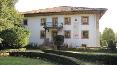 Parte de Atras del Euskal Herria Museoa