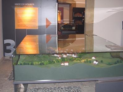Planta baja del Euskal Herria Museoa
