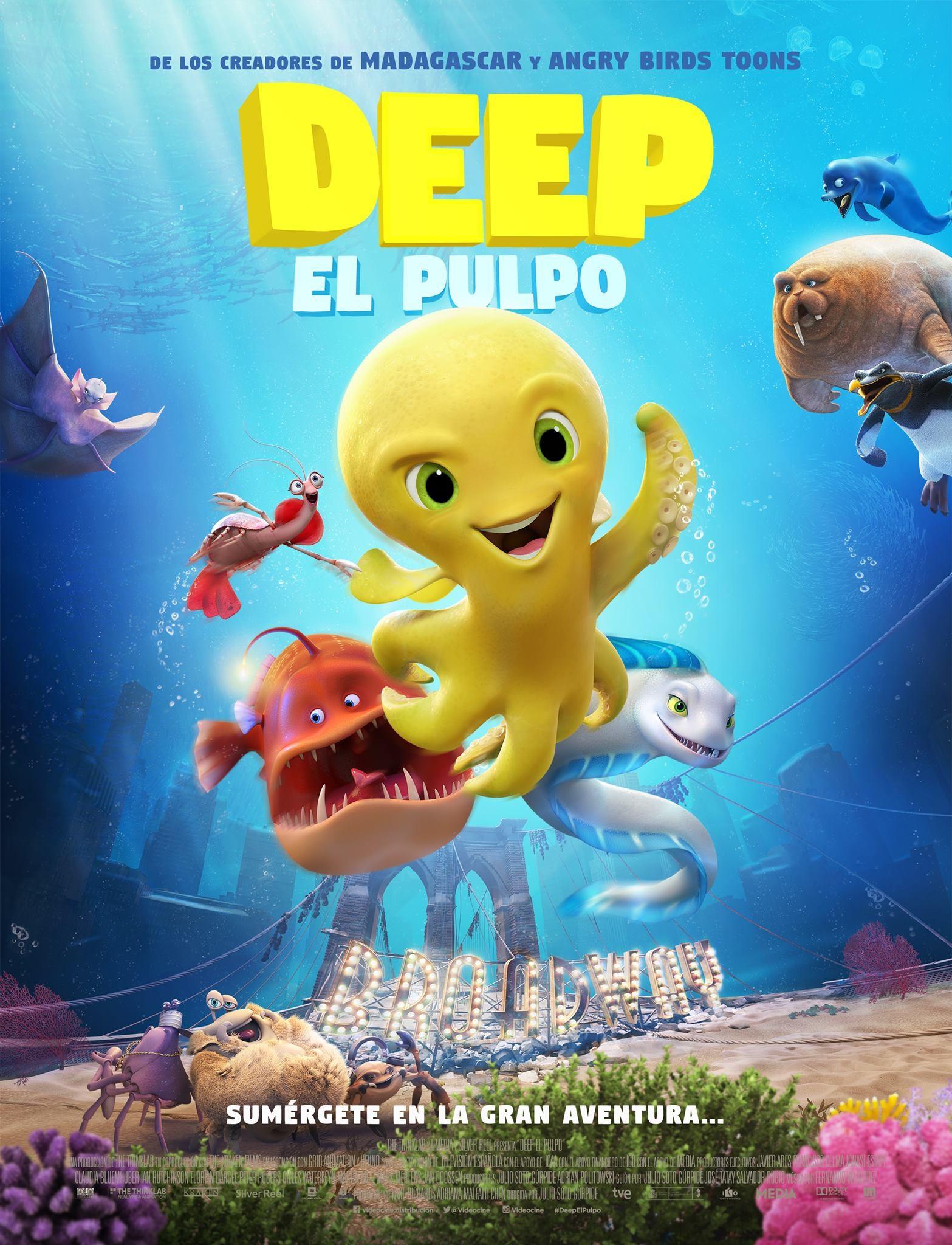 Deep - el pulpo