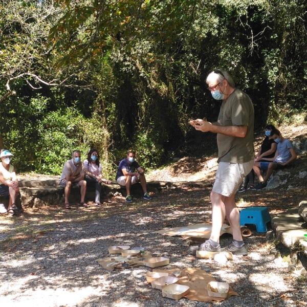 Jornadas Europeas del Patrimonio en Santimamiñe